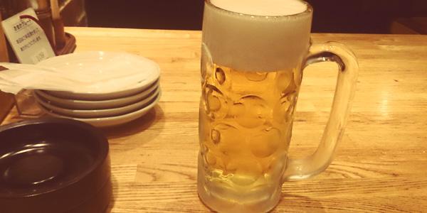 ビールが進む